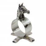 Horse Head Napkin Ring