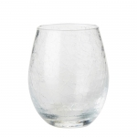 Hugo Stemless White Wine Glass