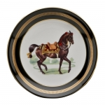 Imperial Horse Bread and Butter Plate
