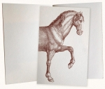 Prancing Horse Notebook