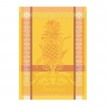 L\'ananas Jaune Kitchen Towel