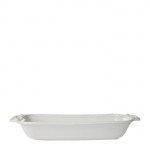 Le Panier Whitewash Shallow Baker, 16\