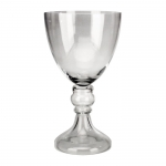 Lillian Clear Small Vase