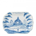 Country Estate Delft Blue \Love\ Gift Tray