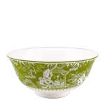 Mikado Lime Cereal Bowl