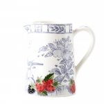 Oiseau Blue Fruits Creamer