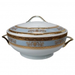 Orsay Powder Blue Soup Tureen