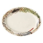 Forest Walk Oval Platter