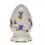 Blue Garland Single-Hole Pepper Shaker