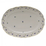 Blue Garland 15\ Oval Platter
