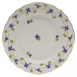 Blue Garland Bread and Butter Plate