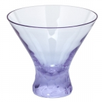 Pebbles Alexandrite Stemless Martini Glass