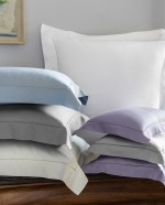 Fiona White King Pillowcases, Pair