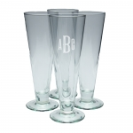 Pilsners - Personalized, Set of 4