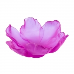Small Ultraviolet Tulip Bowl