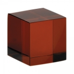 Cube Roslin Paperweight