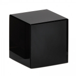 Cube Smoke Paperweight