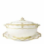 Elizabeth Gold SoupTureen and Cover