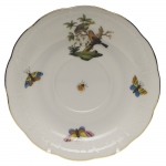 Rothschild Bird Tea Cup Saucer, Motif #10