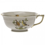Rothschild Bird Tea Cup, Motif #7
