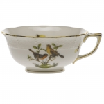 Rothschild Bird Tea Cup, Motif #9