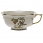 Rothschild Bird Tea Cup, Motif #12