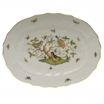 Rothschild Bird 17\ Oval Platter