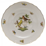 Rothschild Bird Salad Plate, Motif #6