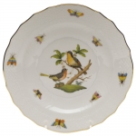 Rothschild Bird Salad Plate, Motif #8