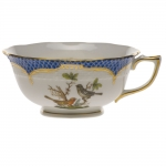 Rothschild Bird Blue Border Tea Cup - Motif #5