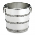 Reeded Champagne/Ice Bucket