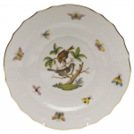 Rothschild Bird Salad Plate, Motif #4