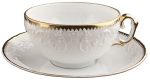 Simply Anna Gold Tea Cup Saucer