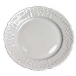 Simply Anna White Salad Plate