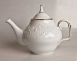 Simply Anna Gold Tea Pot