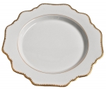 Simply Anna Antique Bread and Butter Plate