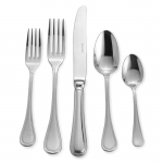 Lyrique Stainless Steel Five Piece Place Setting