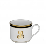 Signature Collection Gold and Black Can Cup