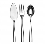 Silhouette Stainless Steel Four Piece Hostess Set