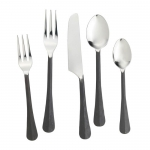 Woodbury Five Piece Flatware Setting