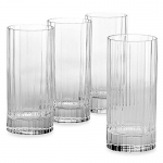 Soho Set of Four Highballs