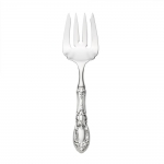 King Richard Sterling Large Serving Fork