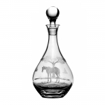 Thoroughbred Decanter