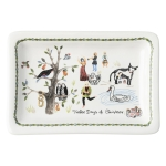 12 Days of Christmas Trinket Tray