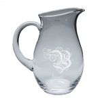 Classic Glass Pitcher - Large