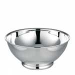 Vertigo Silver Plated Medium Bowl