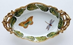 Ivy Garland Oval Vegetable Bowl