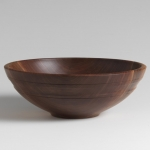 Willoughby Black Walnut 13\ Wood Bowl