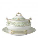 Darley Abbey Soup Tureen and Cover