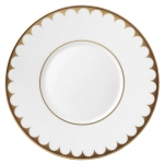 Aegean Filet Gold Saucer